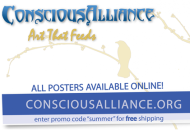 Conscious Alliance Summer 2011 promo