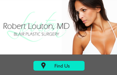 Blair Plastic Surgery mobile website