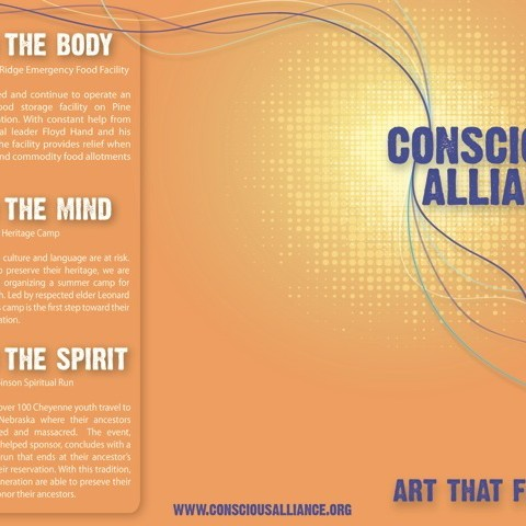 Conscious Alliance Brochure